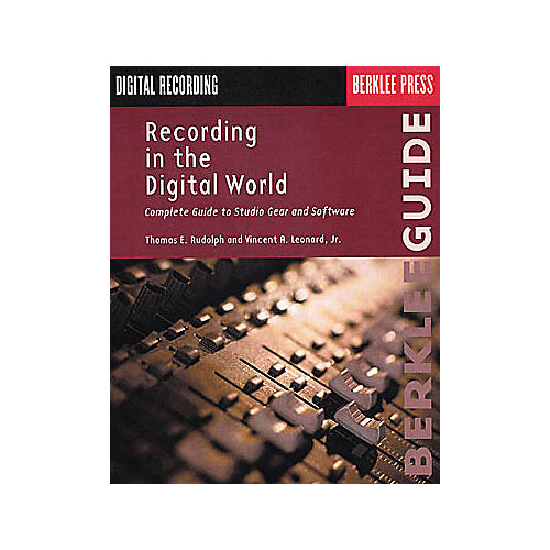 Berklee Press Recording in the Digital World Book-thumbnail
