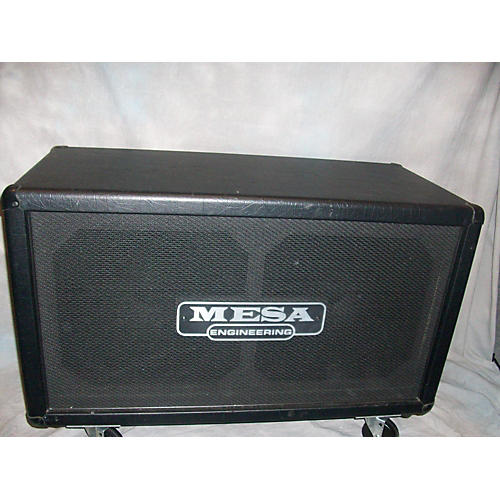 Mesa Boogie Rectifier 2X12 140W Closed Back Guitar Cabinet-thumbnail