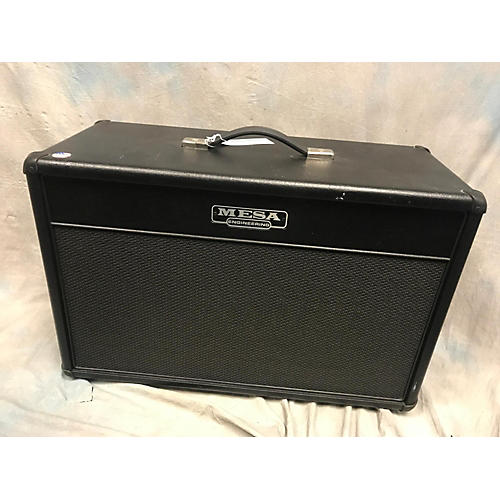 used mesa boogie rectifier 2x12 guitar cabinet guitar center. Black Bedroom Furniture Sets. Home Design Ideas