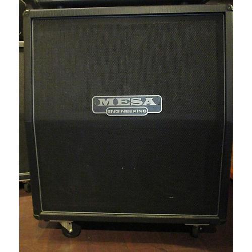 Mesa Boogie Rectifier 4X12 280W Slant Black Guitar Cabinet-thumbnail