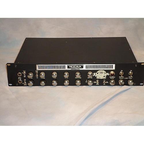 Mesa Boogie Rectifier Preamp Recording Black Guitar Preamp