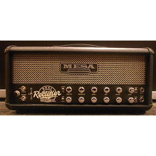Mesa Boogie Recto-Verb 25 25W Dual Rectifier Tube Guitar Amp Head