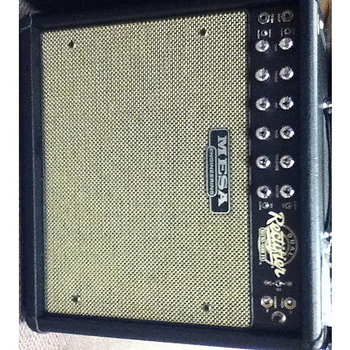 Mesa Boogie Rectoverb 1X12 25W Black Tube Guitar Combo Amp