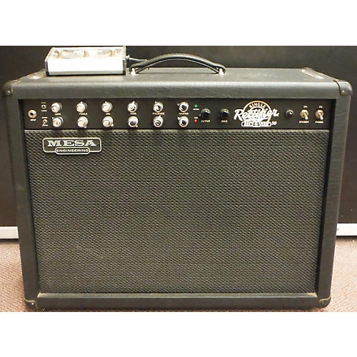 Mesa Boogie Rectoverb 1x12 50W Tube Guitar Combo Amp