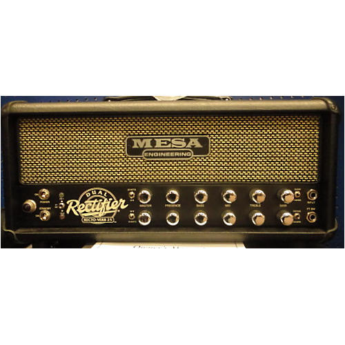 Mesa Boogie Rectoverb 25W Tube Guitar Amp Head