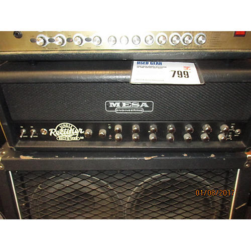 Mesa Boogie Rectoverb 50 Tube Guitar Amp Head-thumbnail