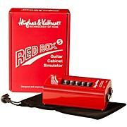 Hughes & Kettner Red Box 5 Classic DI and Amp Simulator