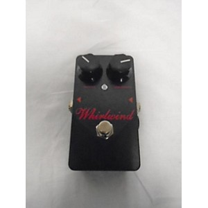 Pre-owned Whirlwind Red Box Compressor Effect Pedal by Whirlwind