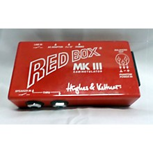 Hughes & Kettner Red Box MkIII Direct Box