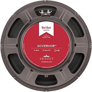 Eminence Red Coat The Governor 12 inch 75 Watt Guitar Speaker
