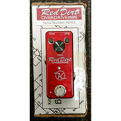 Keeley Red Dirt Effect Pedal