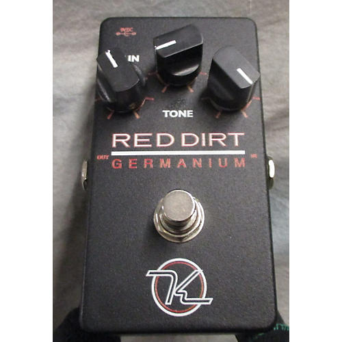 Keeley Red Dirt Germanium Effect Pedal-thumbnail