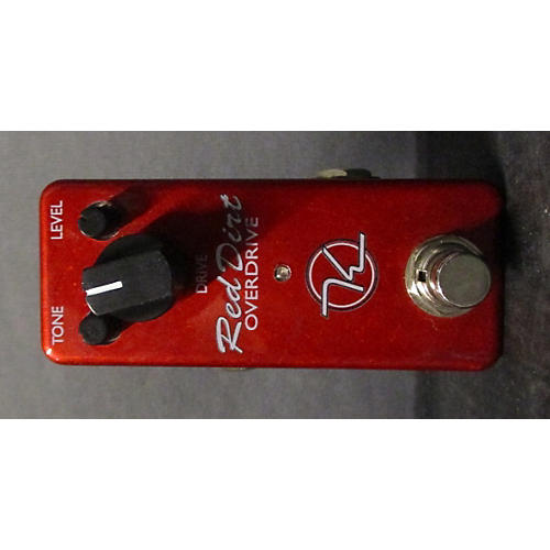 Keeley Red Dirt Mini Overdrive Effect Pedal