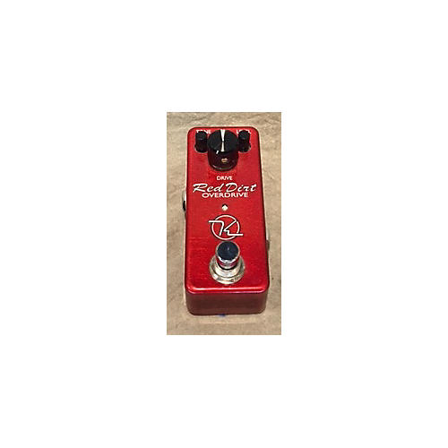 Keeley Red Dirt Overdrive Effect Pedal-thumbnail