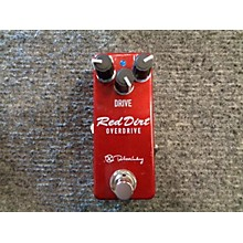 Keeley Red Dirt Overdrive Effect Pedal