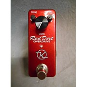 Keeley Red Dirt Overdrive Mini Effect Pedal