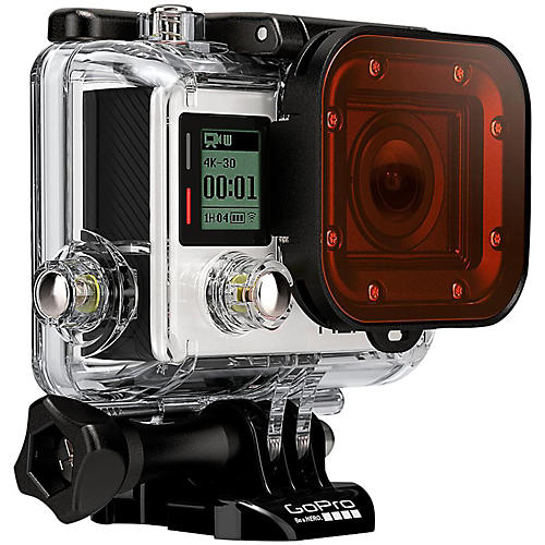GoPro Red Dive Filter (Dive Housing)