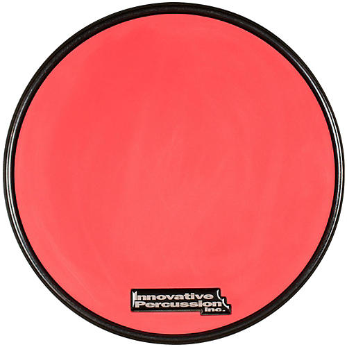 Innovative Percussion Red Gum Rubber Pad with Rim-thumbnail
