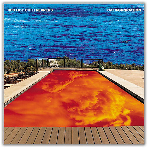 WEA Red Hot Chili Peppers - Californication-thumbnail