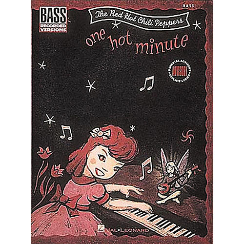 Hal Leonard Red Hot Chili Peppers - One Hot Minute (Bass)
