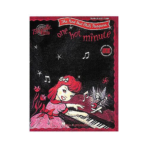 Hal Leonard Red Hot Chili Peppers - One Hot Minute Transcribed Score Book