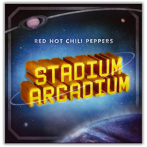 WEA Red Hot Chili Peppers - Stadium Arcadium (4Lp)-thumbnail