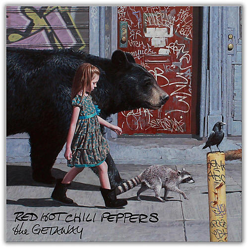 WEA Red Hot Chili Peppers - The Getaway (2 LP)-thumbnail