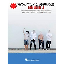 Hal Leonard Red Hot Chili Peppers for Ukulele