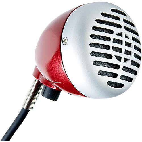 Digital Reference Red Howler Harmonica Mic-thumbnail