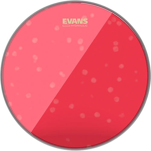 Evans Red Hydraulic Drum Head-thumbnail
