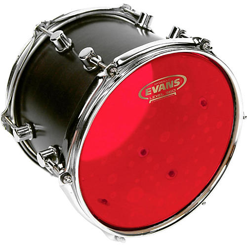 Evans Red Hydraulic Drum Head 20 in.