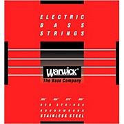 Warwick Red Label 4-String L Stainless Steel Bass Strings
