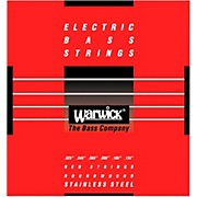 Warwick Red Label 6-String Stainless Steel Bass Strings
