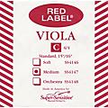 Super Sensitive Red Label Viola C String thumbnail