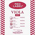 Super Sensitive Red Label Viola String Set  JuniorThumbnail