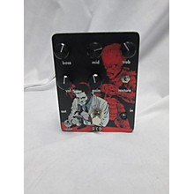 Walrus Audio Red Limited Edition Effect Pedal
