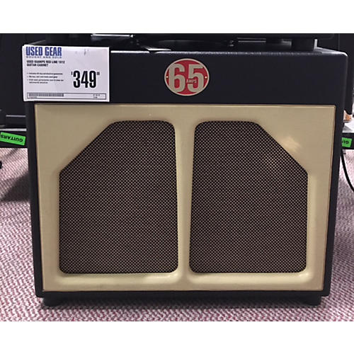 65amps Red Line 1x12 Guitar Cabinet-thumbnail