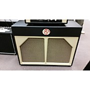 65amps Red Line 2x12 Guitar Cabinet