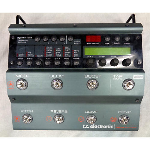 TC Electronic Red Nova System Effect Processor-thumbnail