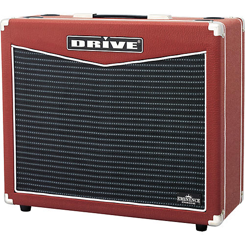 Drive Red Special MRG112L 1x12 Guitar Extension Cabinet-thumbnail