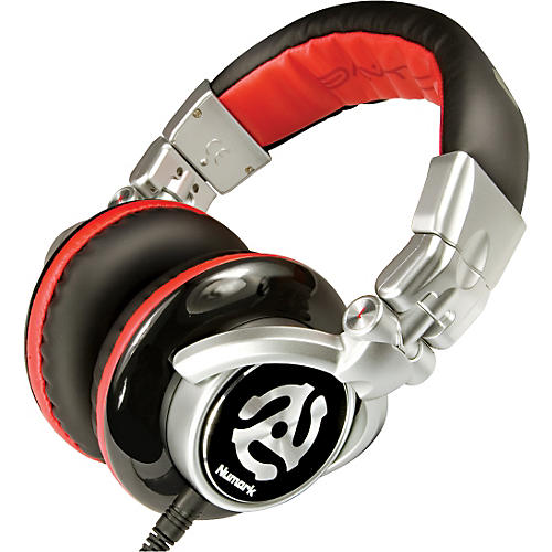 Numark Red Wave Carbon Professional High Quality DJ Headphones-thumbnail