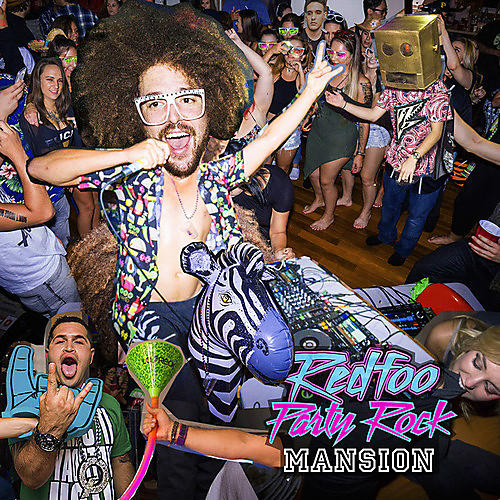 Alliance RedFoo - Party Rock Mansion