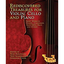Alfred Rediscovered Treasures for Violin, Cello, and Piano Book