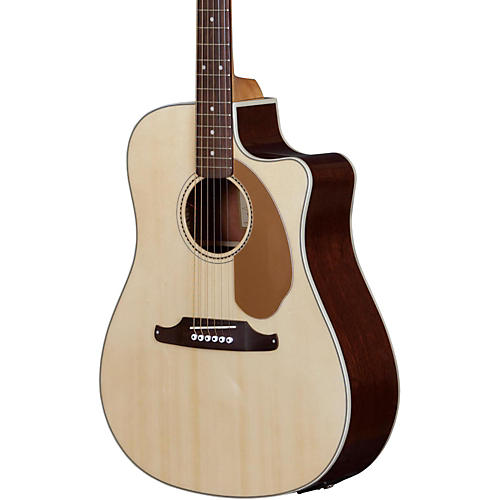 Fender Redondo Acoustic-Electric Guitar Natural