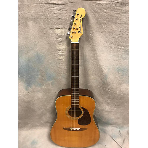 Fender Redondo Acoustic Electric Guitar