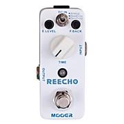 Mooer Reecho Digital Delay Guitar Effects Pedal