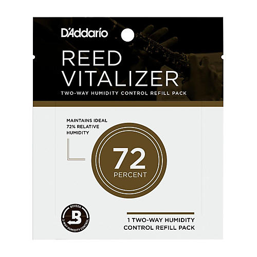 D'Addario Reed Vitalizer Single Refill  72%