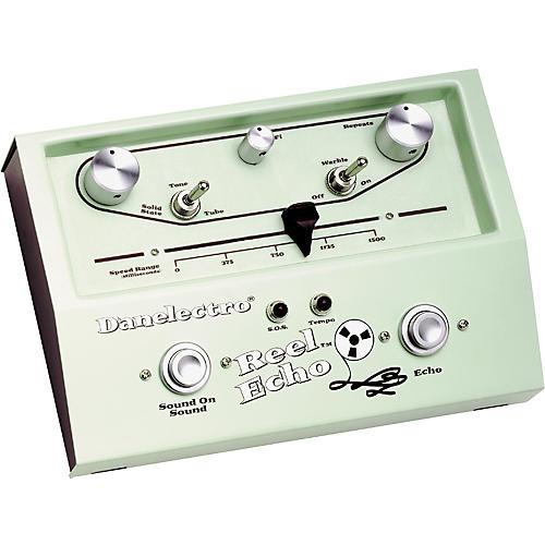 Danelectro Reel Echo Tape Simulator Pedal-thumbnail
