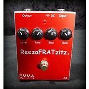 Emma Electronic ReezaFRATZzitz I Overdrive And Distortion Effect Pedal