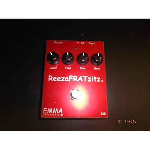 Emma Electronic ReezaFRATZzitz II Overdrive And Distortion Effect Pedal